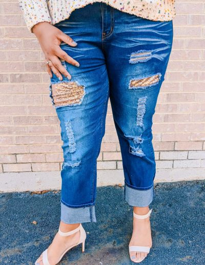 Such Glam Jeans